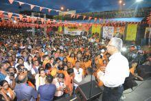 Pravind Jugnauth : «Au départ de SAJ, l'Alliance Lepep décidera de ce qu'il faut faire»