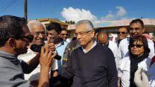 Pravind Jugnauth : «Roshi Bhadain n'a aucune chance de remporter l'élection partielle au no 18»
