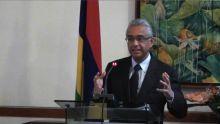Pravind Jugnauth : «La ligne de crédit de Rs 17 milliards remboursable sur 20 ans à un taux d'intérêt de 1,8 % par an»