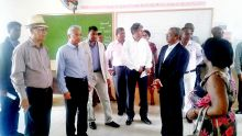 Pravind Jugnauth's official visit to Rodrigues
