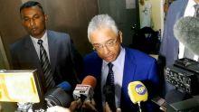 Pravind Jugnauth s'explique sur la suspension de Raj Dayal du MSM