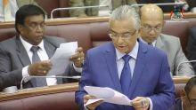 Declaration of Assets Bill : les amendements présentés ce mardi