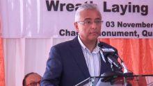 Cérémonie de commémoration de la déportation des Chagossiens : le PM salue la détermination des Chagossiens