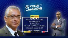 Pravind Jugnauth en live sur Radio Plus ce mardi, Navin Ramgoolam refuse après avoir donné deux fois son accord