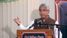 Eid Milan Party : Pravind Jugnauth condamne les dérapages sur les réseaux sociaux