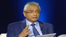 Utilisation des réserves de la Banque de Maurice : le PM s'explique