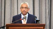 «Mo pou met tou marsan ladrog deryer baro», affirme le PM