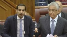 Pravind Jugnauth à Adrien Duval : «Anytime I can face you, even outside if you want…Even here, yes anytime…»