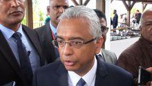 Lancement d'un Master Plan -Le PM : «On abat un travail énorme pour combattre la drogue»