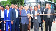 «Nou ene gouvernement ki pas dormi», selon Pravind Jugnauth