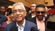 «Navingate» : «Navin Ramgoolam doit des explications à la population et au tribunal du peuple», dit Pravind Jugnauth