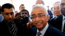 Election partielle au No 7 : «Lor mo radar li pe aprose la», lance Pravind Jugnauth