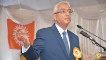 Pravind Jugnauth : «Pe import ki appartenance religion nou ena, zot tou enseigne les mêmes principes»