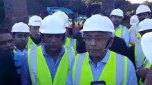 Pravind Jugnauth sur la grève des ex-employés de la CWA : «Pa posib ki CWA recrute tou sa bann travayer-la»
