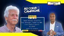 Paul Bérenger l'invité de l'émission «Au Coeur de la Campagne» ce jeudi