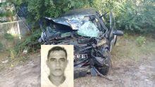 Accident fatal à Grand-Gaube: «Nous avons essayé de l'extirper de la voiture, mais en vain»