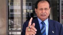Affaire «Bal Kouler» : «J'ai été forcé à démissionner», affirme Raj Dayal