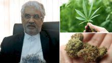 Valayden : «Le combat contre la drogue synthétique n'aboutira pas sans la dépénalisation du cannabis»