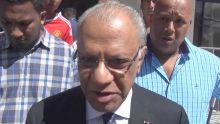 SCBG : Navin Ramgoolam s'en prend à SAJ et à Pravind Jugnauth