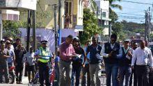 Agression mortelle du boutiquier Ramgoolam : reconstitution sous haute tension