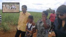 Petite-Rivière : la sœur de Ritesh Gobine participe à une reconstitution des faits