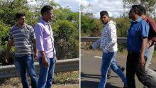 Incidents après un rallye illégal : le caporal Choollun et son présumé agresseur retournent à Goodlands