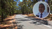 Projet routier à Anse-la-Raie - Sudesh Rughoobur : «Nou pale ene pie tombe»