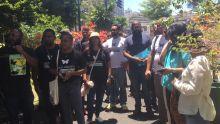 Déclaration d'appartenance ethnique : Rezistans ek Alternativ jure un affidavit en Cour suprême