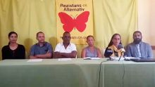 « Budget irresponsable » pour Rezistans ek Alternativ