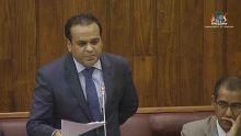 Débats budgétaires - Ritesh Ramphul décèle de la « panique »