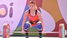 Troisième médaille d'or pour la Mauricienne, Roilya Ranaivosoa qui décroche un nouveau record des Jeux
