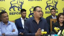 «Pravind Jugnauth mène le pays en bateau avec l'annonce de la partielle au numéro 7», selon Roshi Bhadain