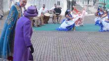 Journée du Commonwealth : Quand le séga résonne devant la famille royale anglaise au son des ravanes