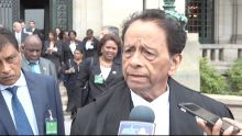 Chagos - SAJ à La Haye: «We have done our best...»