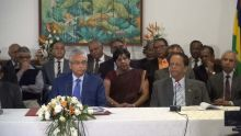 Chagos « Les Anglais et les Américains avaient menacé de ruiner l'île Maurice », révèle SAJ