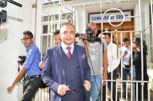 Sanjeev Teeluckdharry : «C'est difficile de savoir si certains appels téléphoniques proviennent de la prison»
