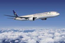 Aviation : trois vols par semaine de Riyadh et Jeddah à destination de Maurice