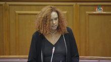 Débats budgétaires - Danielle Selvon : «Nous vivons avec des dons sous des dettes massives !»