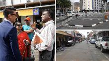 Raj Appadu : «Les barrières à la Place d'Armes menacent plus de 300 emplois»