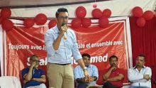 Sortie en règle de Shakeel Mohamed contre Anwar Husnoo