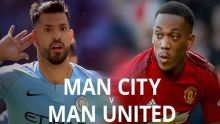 Manchester United vs City : qui est le plus fort ?