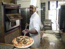 Délicieuse Pizza végétarienne