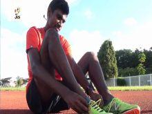 100 jours 100 sportifs avec Gopalen Ramasawmy