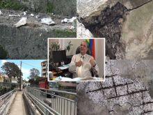Enquête : des véhicules non-autorisés traversent le pont de Valentina qui peut s'effondrer
