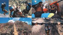 Thrill mountain de Casela : une nouvelle activité complètement à l'Ouest