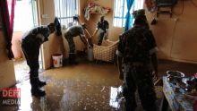 Inondations à Fond-du-Sac : plus d'un million de roupies d'indemnisation pour les sinistrés