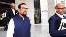 «Menaces» de Soodhun contre XLD : la demande d'arrêt du procès pour abus de procédures rejetée