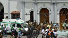 Carnage au Sri Lanka : au moins 137 morts dans des églises et des hôtels