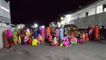 Usine Firemount : mobilisation policière lors d'une manif d'ouvriers bangladais ce soir
