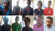 Rs 700 000 d'objets volés retrouvés à Goodlands : 10 suspects arrêtés